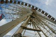 A ferris wheel at the 2011 Arizona State Fair. (Photo/Kendra Yost)