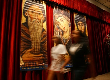 The Holy Trinity Greek Orthodox Cathedral celebrated Phoenix's 50th Annual Greek Festival with authentic Greek food, dancing, art and jewelry from Oct. 8 to Oct. 10, 2010. (Photo/Kendra Yost)